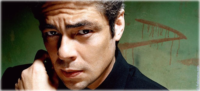 Сегодня родился актер Бенисcио Дель Торо
