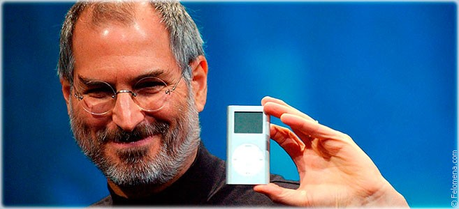 Сегодня родился Стив Джобс