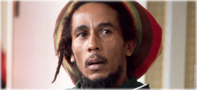 Сегодня родился музыкант Боб Марли