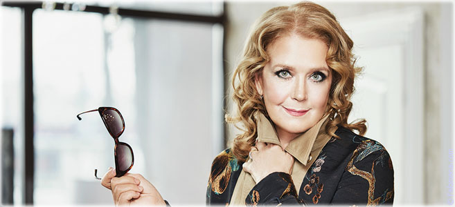 Сегодня  родилась актриса Ирина Алферова