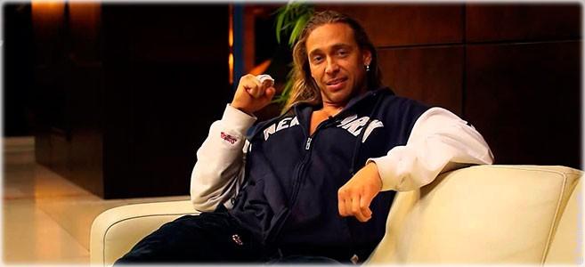 Сегодня родился актер и певец Сергей Глушко (Тарзан)