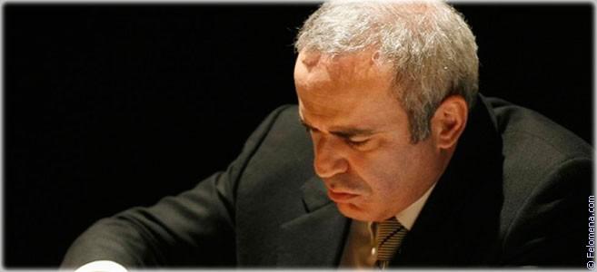 Сегодня родился шахматист Гарри Каспаров