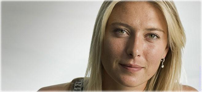 Сегодня родилась спортсменка Мария Шарапова