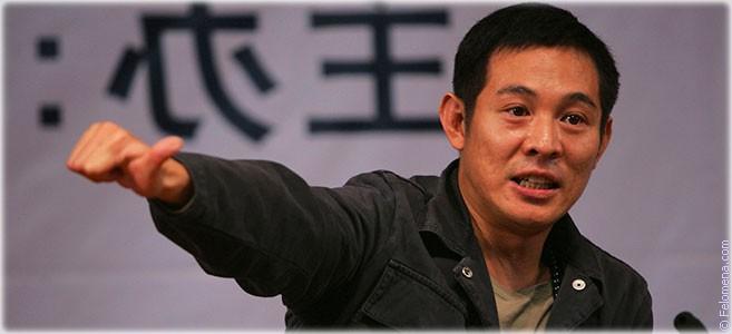 Сегодня родился актер Джет Ли