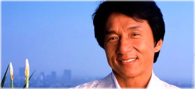 Сегодня родился актер Джеки Чан