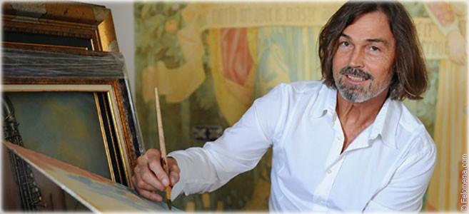 Сегодня родился художник Никас Сафронов
