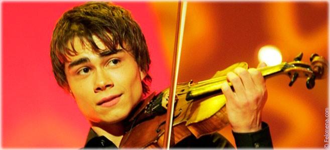 Сегодня родился певец Александр Рыбак