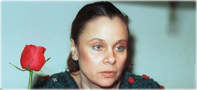 Сегодня родилась актриса Любовь Полищук