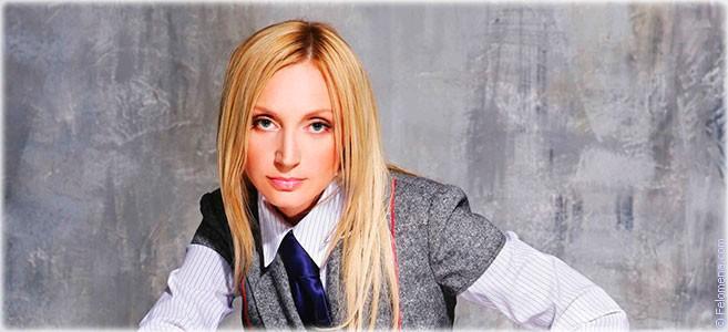 Сегодня родилась певица Кристина Орбакайте