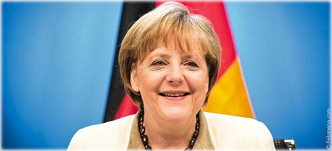 Сегодня родилась политик Ангела Меркель