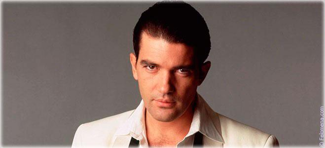 Сегодня родился актер Антонио Бандерас
