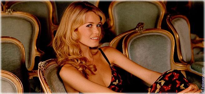 Сегодня родилась модель Клаудиа Шиффер