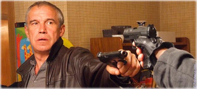 Сегодня родился актер Сергей Гармаш