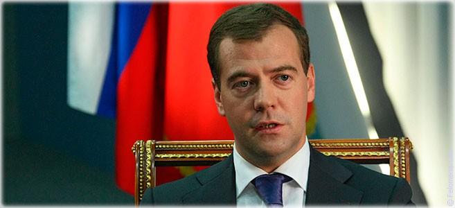 Сегодня родился политик Дмитрий Медведев