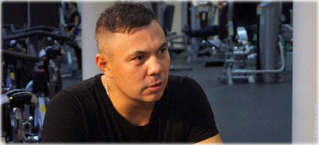 Сегодня родился боксер Константин Цзю