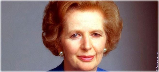 Сегодня родилась премьер-министр Маргарет Тэтчер
