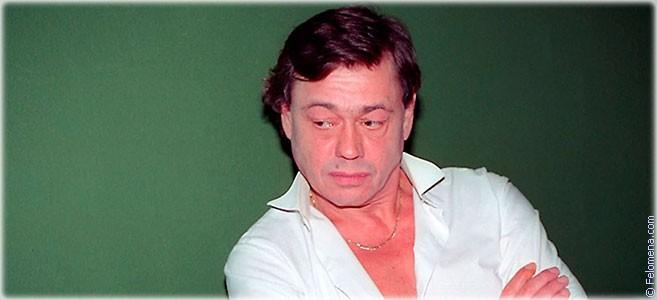 Сегодня родился актер Николай Караченцов