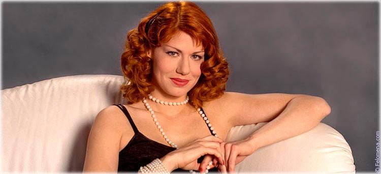 Сегодня родилась актриса Елена Бирюкова