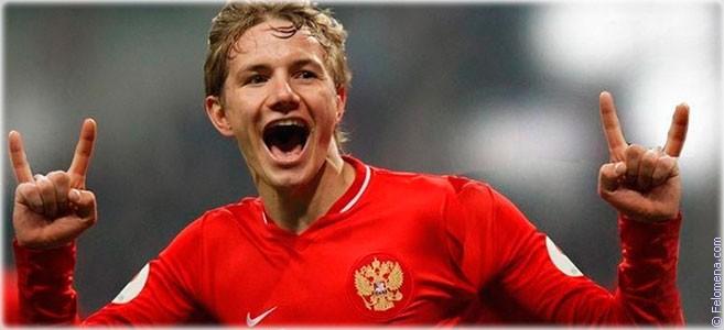 Сегодня родился футболист Роман Павлюченко
