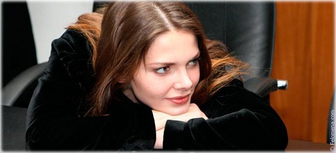 Сегодня родилась актриса Елизавета Боярская