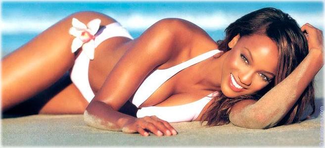 Сегодня родилась модель Тайра Бэнкс