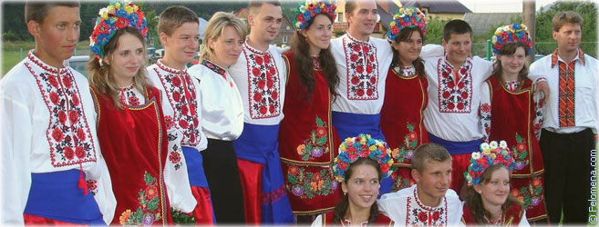 Украинские фамилии