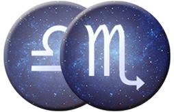 Гороскоп совместимости пары Весы и Скорпион