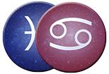 Гороскоп совместимости пары Рак и Рыбы