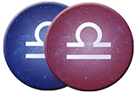 Гороскоп совместимости пары Весы и Весы
