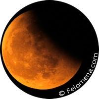 Лунное затмение, как вести себя в ночь лунного затмения