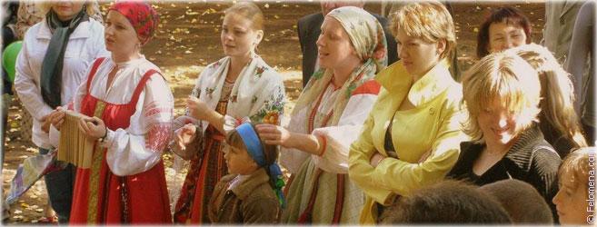 Обряд сватовства невесты (старинный и современный)