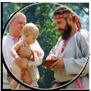 Обряд крещения ребенка и взрослого человека