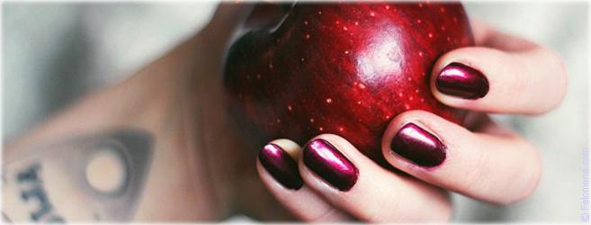 Сильный заговор на яблоко (красное и зеленое)