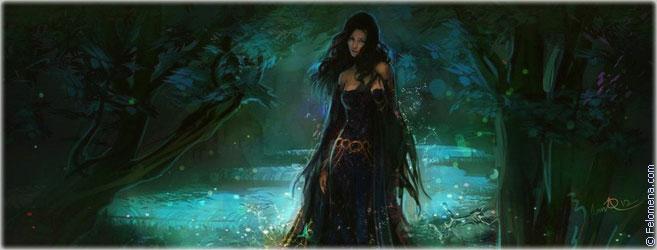 стать ведьмой