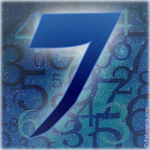 Число Души 7 (семь) в нумерологии для мужчин и женщин