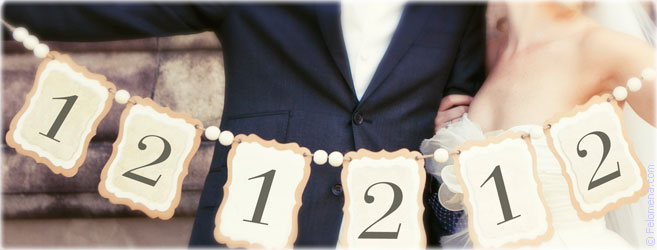 Нумерология дата свадьбы