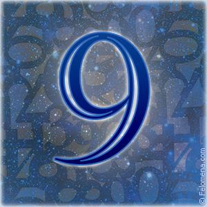 Значение числа 9 (девять) в нумерологии