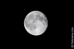 Примета Луна