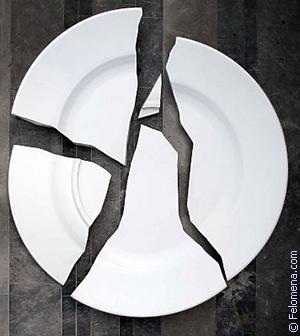 Если беременная разбила тарелку 97