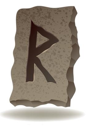 Описание Руны: Raidu