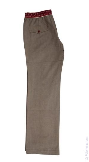 Сонник брюки белые женские