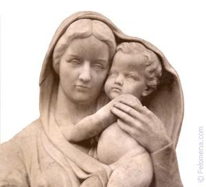 Сонник Дева Мария