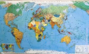 Сонник Географическая карта