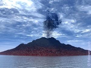 Сонник Извержение