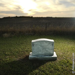 Сонник Надгробие