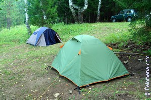Сонник Палатка