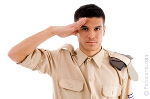 Сонник Военнослужащий
