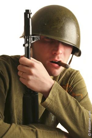 К чему снится быть военным