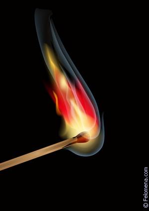 Сонник Зажигать