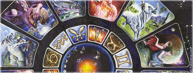 Амулеты по знакам гороскопа
